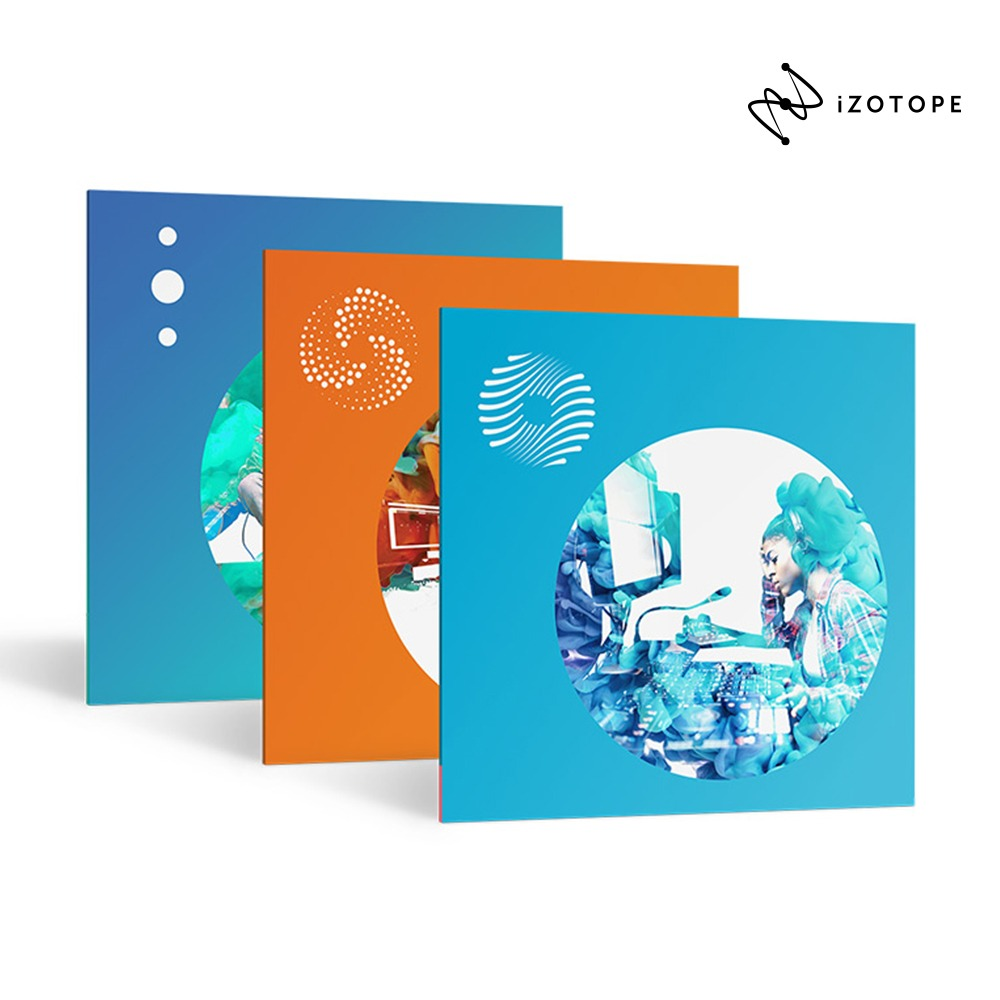 [iZotope] Mix & Master Bundle