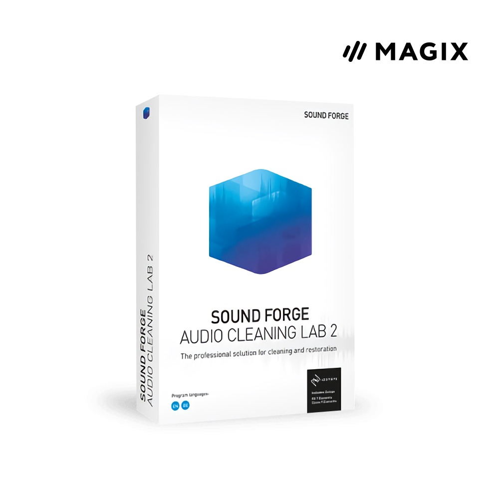 [Magix] SOUND FORGE Audio Cleaning Lab2