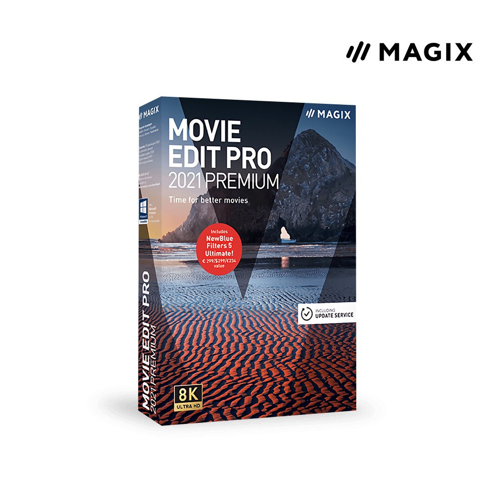 [Magix] Movie Edit Pro Premium 2021