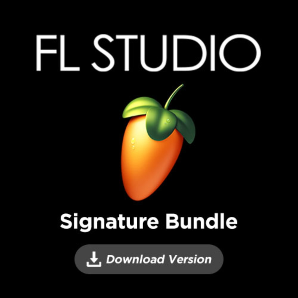 [FL STUDIO] Signature Bundle DAW 소프트웨어